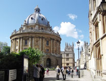 Oxford Bodleian